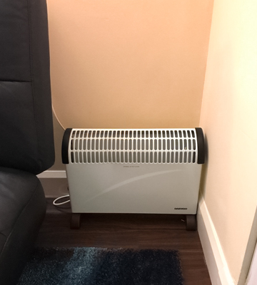 Review of Motionperformance Essentials MP Essentials Convector Heater