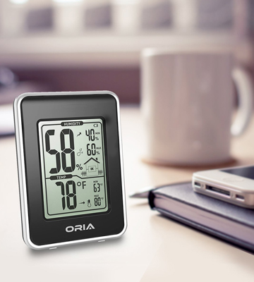 Review of Oria Wireless Home Weather Station