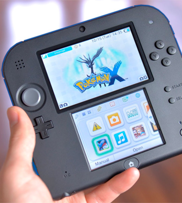 Review of Nintendo 2DS Handheld Console