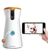 Furbo 2-way Treat Tossing Dog Cam