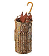 Frank Flechtwaren 107150 Umbrella Stand wicker