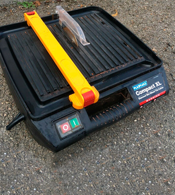 Review of PLASPLUGS Compact Plus XL Electric Tile Cutter