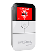 AlcoSense Excel Fuel Cell Breathalyzer Alcohol Tester Breathalyser
