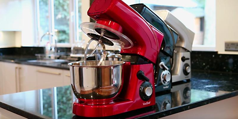 Review of VonShef Powerful Stand Mixer