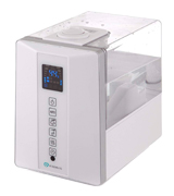 PureMate PM 840 Hybrid Ultrasonic Cool & Hot Mist Humidifier