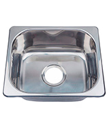 Grand Taps A11 MR Small Steel Kitchen Sink