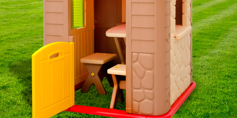 LittleTom 15777 Childrens Playhouse application