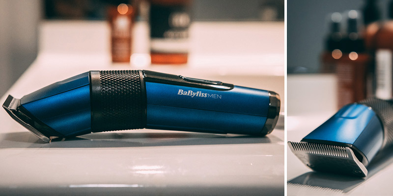 Review of BaByliss Japanese Steel Digital Hair Clipper