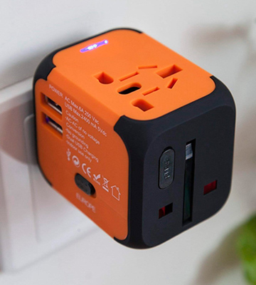 Review of Feifuns P5 Universal Travel Adapter