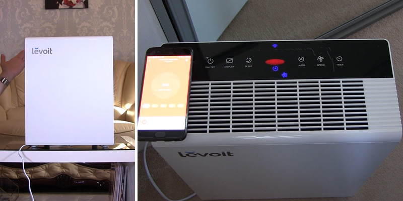 Review of Levoit LV-PUR131S Smart WiFi Air Purifiers