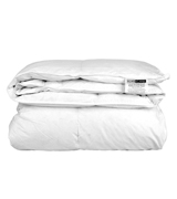 Homescapes Super King Size 13.5 Tog Luxury White Goose Feather & Down Duvet