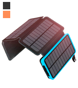 ADDTOP CONS007 Portable Solar Charger