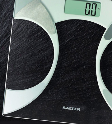 Review of Salter 9141 WH3R Ultra Slim Analyser Bathroom Scale