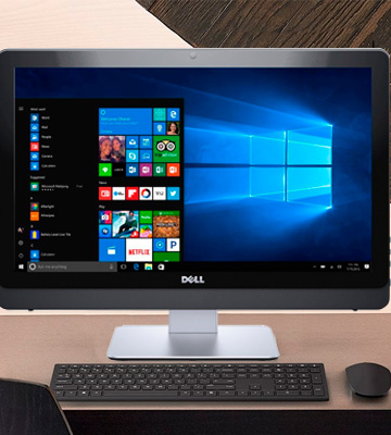 Review of Dell Inspiron 3000 22-Inch All-in-One Touch Screen Desktop (i5-7200U, 8GB RAM, 1TB HDD)