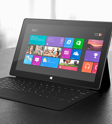 Review of Microsoft Surface 9JR-00027