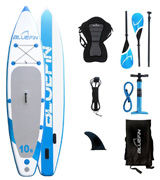 Bluefin iSUP Stand Up Inflatable Paddle Board