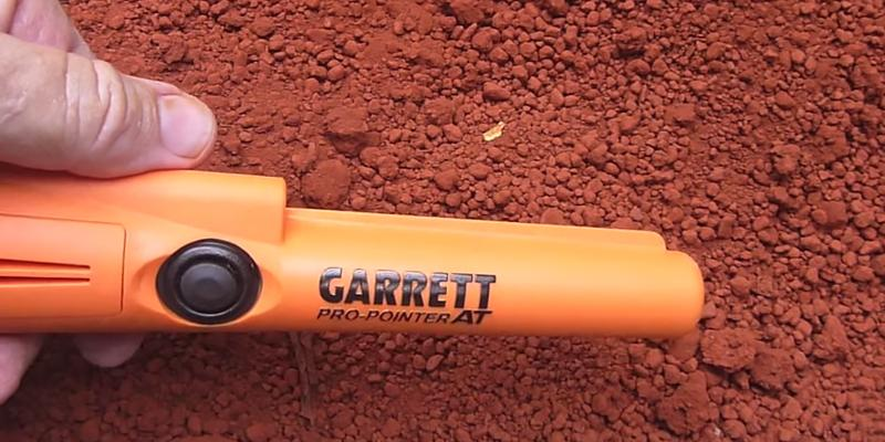 Review of Garrett 1140900 Pro-Pointer AT Pinpointing Metal Detector