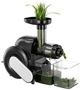 VonShef Slow Masticating Wheatgrass Electric Juicer