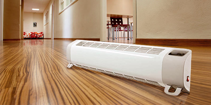 Review of GYY Vertical Baseboard Heater, 2200W