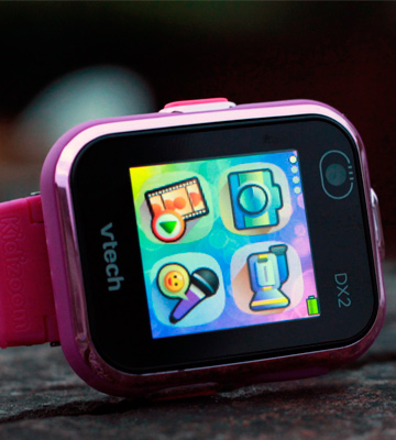 Review of VTech 193853 Kidizoom Smart Watch DX2