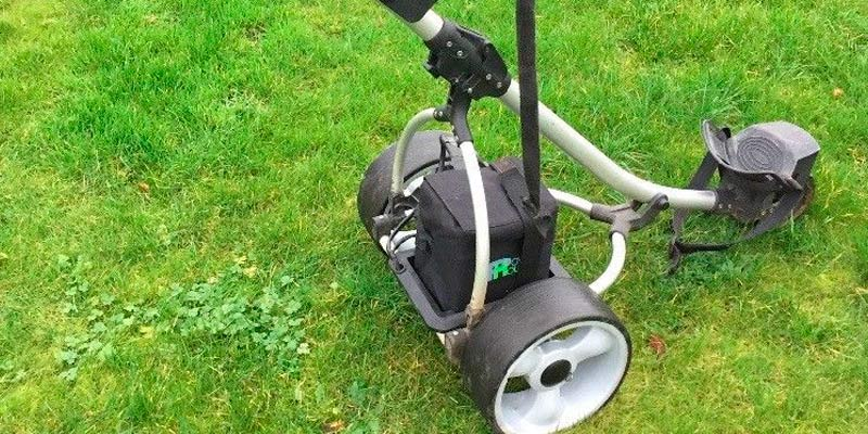 Review of Pro Rider PR1192 Electric Golf Trolley