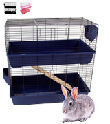 Easipet FED21620 Rabbit Hutch
