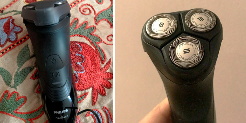 Review of Philips AT899/16 AquaTouch Electric Shaver