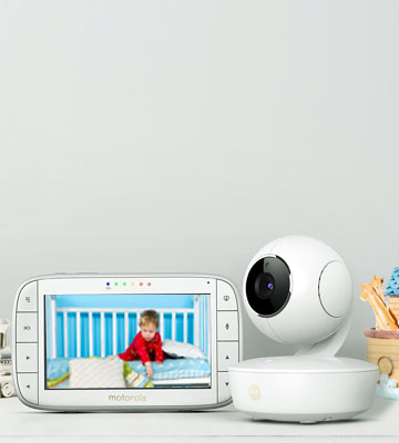 Review of Motorola MBP50 Video Baby Monitor