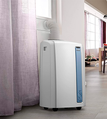 Review of De'Longhi PAC AN98 ECO Real Feel Portable Air Conditioner 10,700 BTU