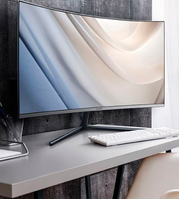 Review of Samsung U32R590 32-Inch UHD 4K Curved Monitor (1500R)