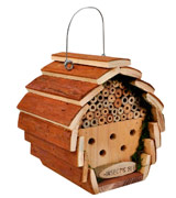 Kingfisher HOTEL2 Wooden Bee Hotel