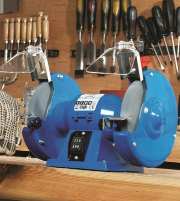 Review of Silverline 263511 Bench Grinder