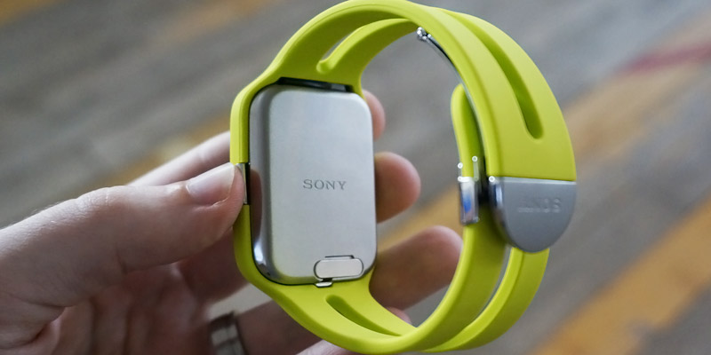 Review of Sony Mobile SWR50 Smartwatch Compatible with Android 4.3+