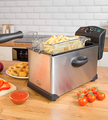 Review of Quest 3-Litre Deep Fat Fryer