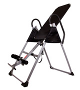 Confidence CONINVTBLE Inversion Table Black/Silver