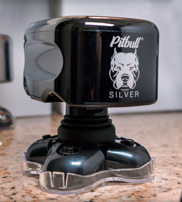 Review of Skull Shaver Pitbull Silver Plus Men's Electric Head Shaver Electric Razor