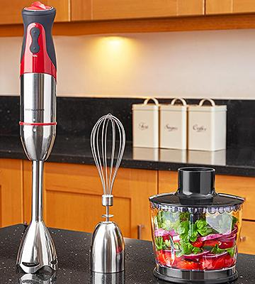 Review of Andrew James Powerful 3-in-1 Hand Blender