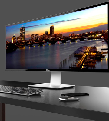 Review of Dell U3415W (PXF79) Curved LED-Lit