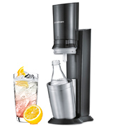 SodaStream 1216512491 Crystal 2.0 Sparkling Water Maker