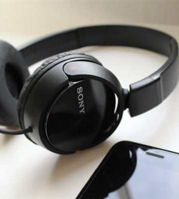 Review of Sony MDRZX310