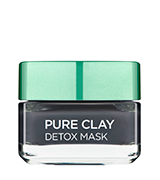 L'Oreal Paris Pure Clay Charcoal Detox Mask