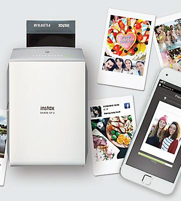Review of Fujifilm Instax SP-2 Share Smartphone Printer