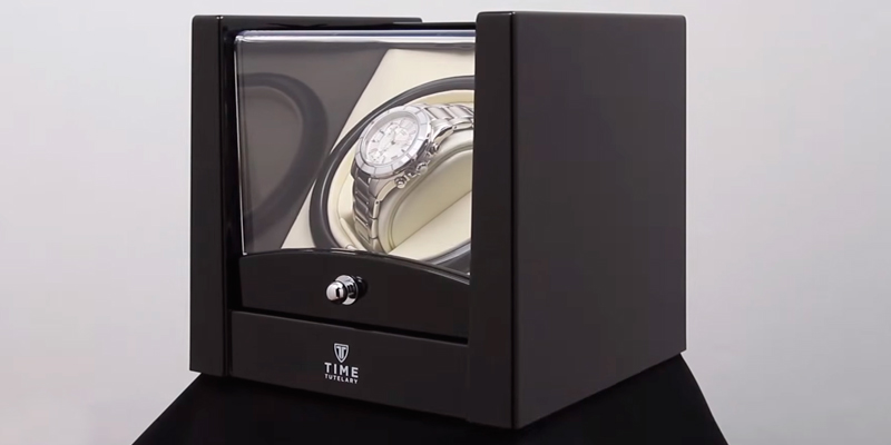 Review of Time Tutelary KA079 Automatic Single Watch Winder