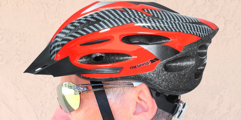 Review of Trespass Crankster Bike Helmet