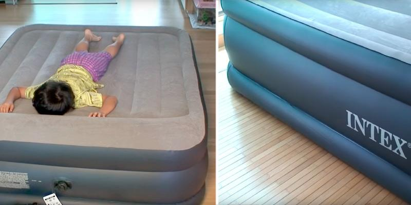 Review of Intex Deluxe 67738 Air Bed Mattress
