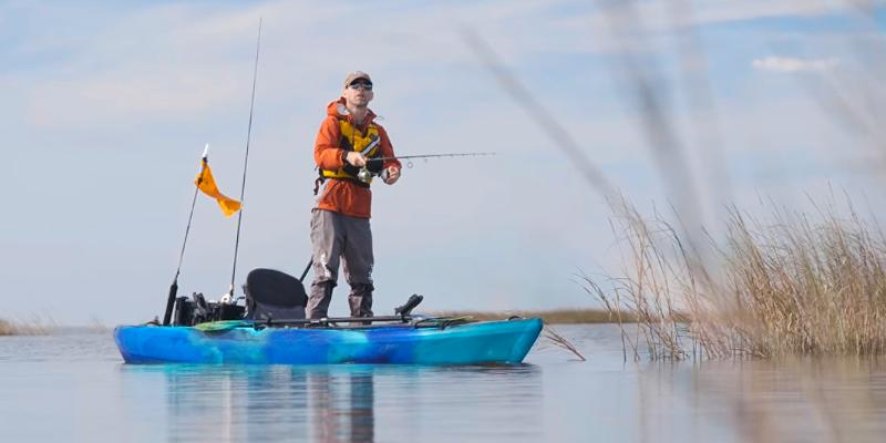 Review of Bluewave Single Fishing Kayak
