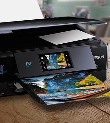 Review of Epson XP-760 Wireless All-in-One Photo Printer