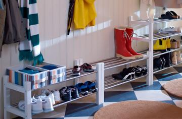 Best Shoe Racks for Your Entryway
