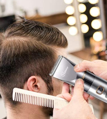 Review of Hatteker RFC-690 01 Cordless Hair Clipper