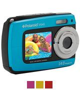 Polaroid IF045 Waterproof Dual Screen Digital Camera